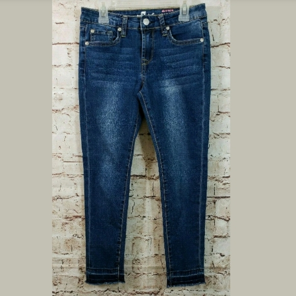 7 For All Mankind Other - 7 for All Mankind Skinny Ankle Jeans Girls Size 12